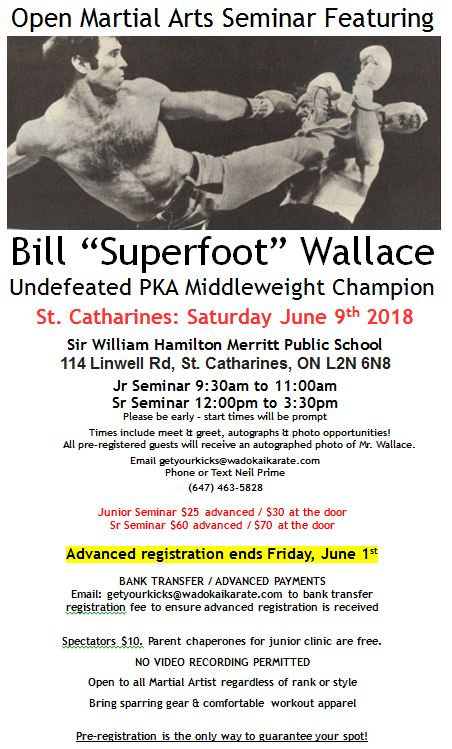 Bill Superfoot Wallace